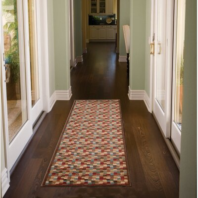 Smithtown Area Rug Rug Size: Runner 23 x 8