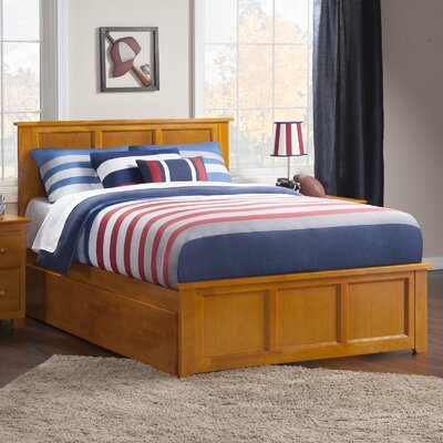 Marjorie Storage Platform Bed Size: Full, Finish: Espresso