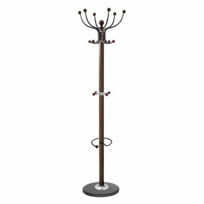 Traditional Metal Coat Rack