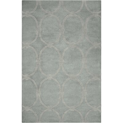 Alldredge Dove Area Rug Rug Size: 33 x 53