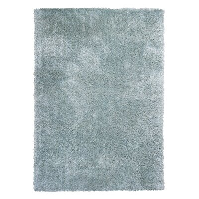 Angela Silver Sage Silky Shag Area Rug Rug Size: Rectangle 23 x 39