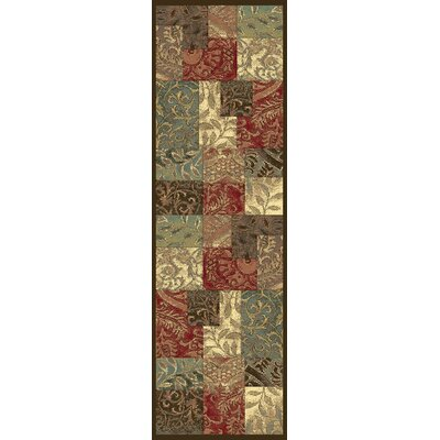 Trinway Athena Area Rug Rug Size: Runner 22 x 611
