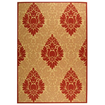 Welby Blossom Outdoor Rug Rug Size: 2 x 37