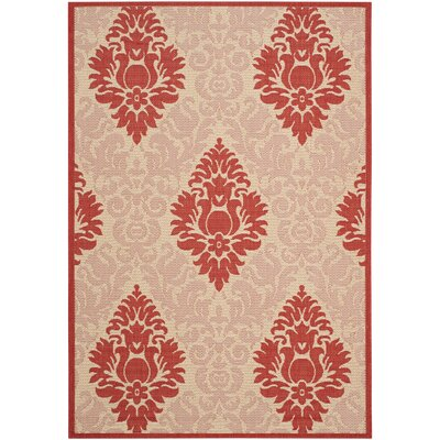 Short Simple Outdoor Rug Rug Size: Rectangle 2 x 37