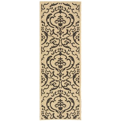 Short Outdoor Area Rug I Rug Size: Runner 24 x 911