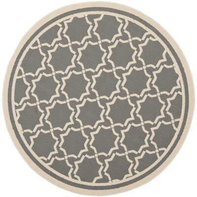 Welby Anthracite/Beige Outdoor Area Rug