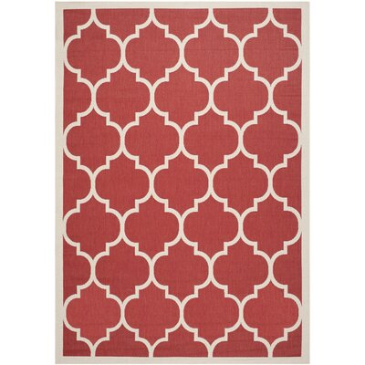 Short Outdoor Rug Rug Size: 67 x 96