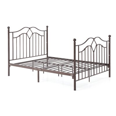 Krista Metal Platform Bed Size: Full