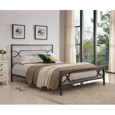 Juliette Upholstered Platform Bed Size: Twin