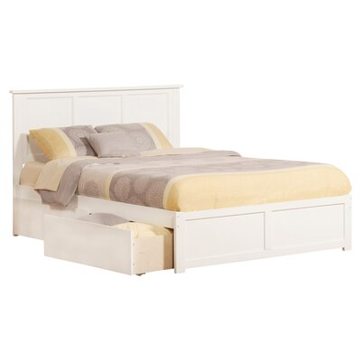Marjorie King Storage Platform Bed