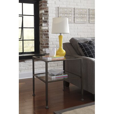 Croftshire End Table