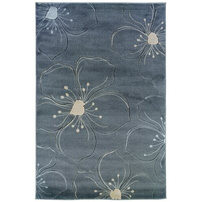 Carlee Grey/Sand Area Rug Rug Size: Rectangle 8 x 103