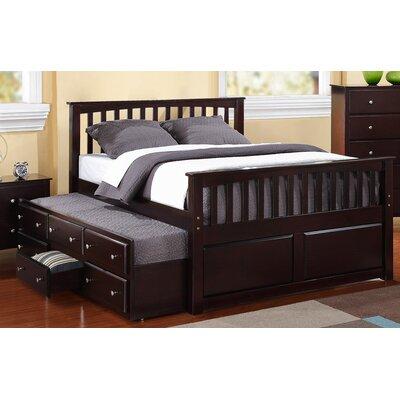 Nollet Platform Bed