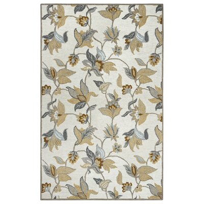 Bashford Hand-Tufted Multi Area Rug Rug Size: 8' x 10'