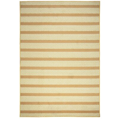 Carson Orange Indoor/Outdoor Area Rug Rug Size: 53 x 77