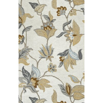 Bashford Hand-Tufted Multi Area Rug Rug Size: Rectangle 5 x 8