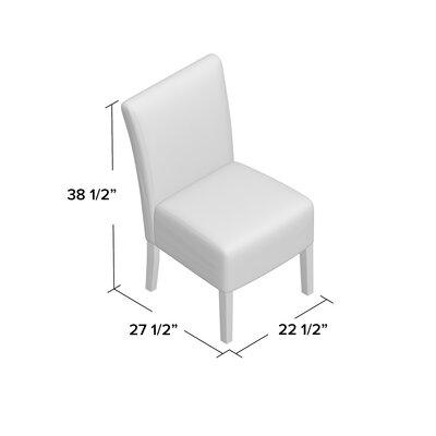 Susannah Fabric Slipper Chair