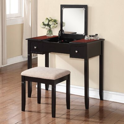 Hilbert Vanity Set with Mirror