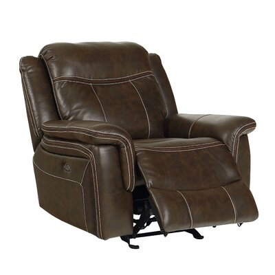 Young Whiskey Manual Glider Recliner