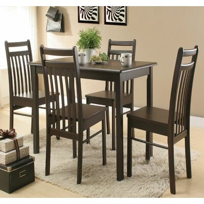 Logansport 5 Piece Dining Set