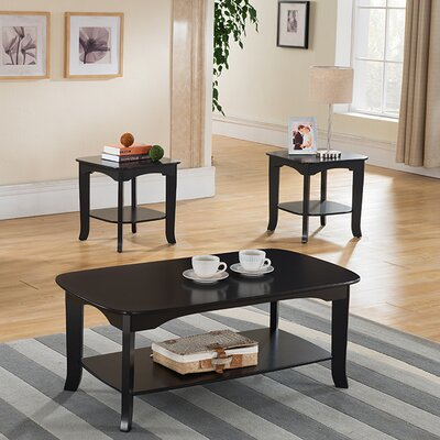 Lynnville 3 Piece Coffee Table Set