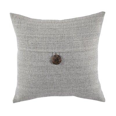Mamaroneck Indoor/Outdoor Throw Pillow Color: Linen
