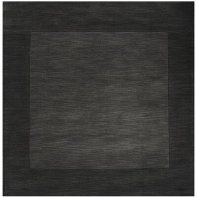 Maryport Charcoal Area Rug Rug Size: 12 x 15