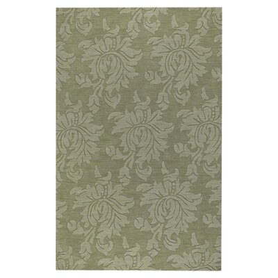 Maryport Tarragon Area Rug Rug Size: 33 x 53