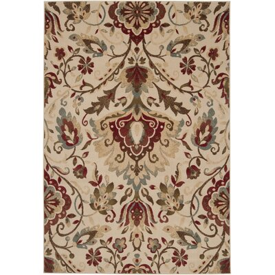 Acres Camel/Sienna Rug Rug Size: Rectangle 53 x 76