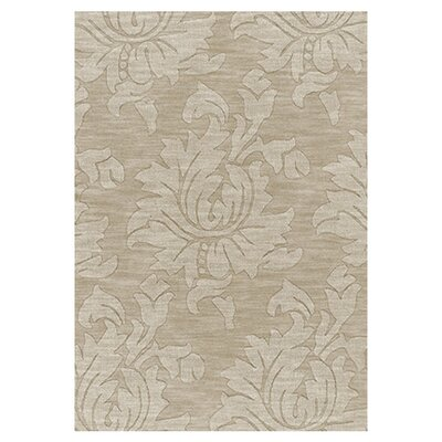 Bradley Ivory Rug Rug Size: Rectangle 5 x 8
