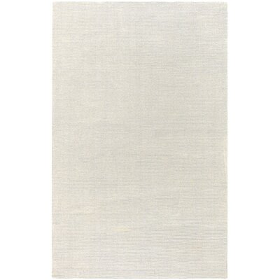 Warrensburg Ivory Area Rug Rug Size: Rectangle 76 x 96