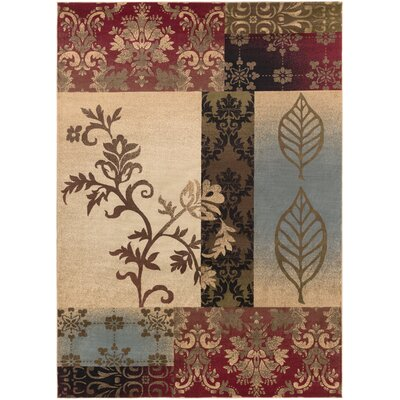 Acres Multi Area Rug Rug Size: Rectangle 66 x 98
