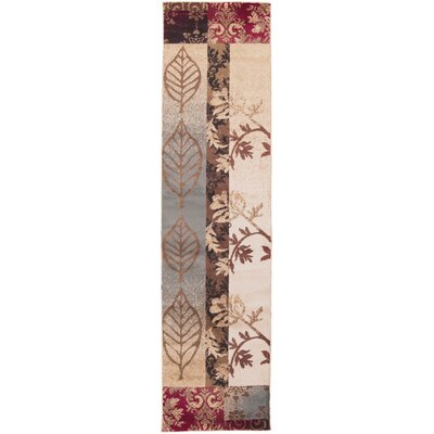 Acres Multi Area Rug Rug Size: Runner 3 x 8