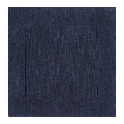 Maryport Navy Area Rug Rug Size: Square 6
