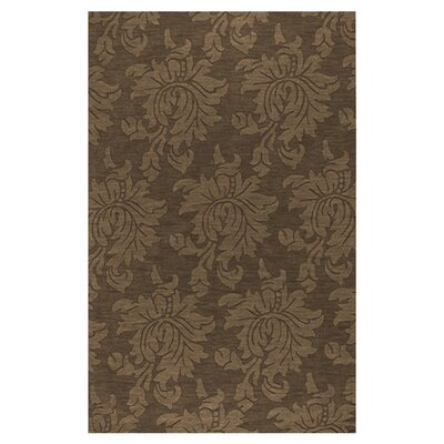 Bradley Brown Area Rug Rug Size: 33 x 53