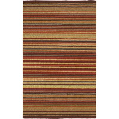 Bradley Area Rug Rug Size: Rectangle 33 x 53
