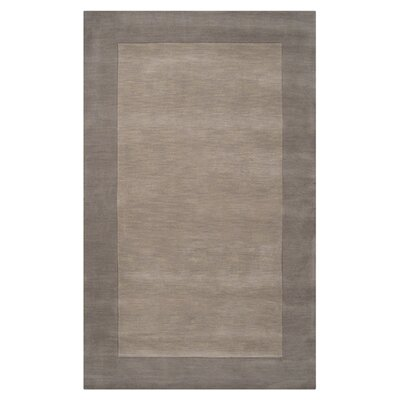Bradley Lavender Gray Area Rug Rug Size: Rectangle 2' x 3'