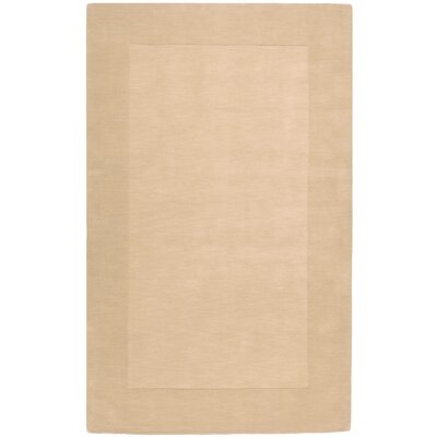 Bradley Beige Area Rug Rug Size: Rectangle 5 x 8
