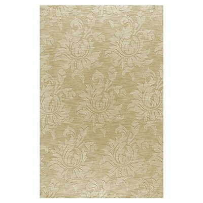 Bradley Ivory Area Rug Rug Size: Rectangle 33 x 53