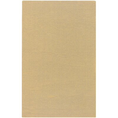 Naples Camel Area Rug Rug Size: Rectangle 6 x 9
