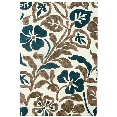 Armstrong Ivory Rug Rug Size: Rectangle 36 x 56