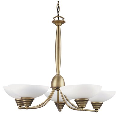 Deerwood 5-Light Candle-Style Chandelier