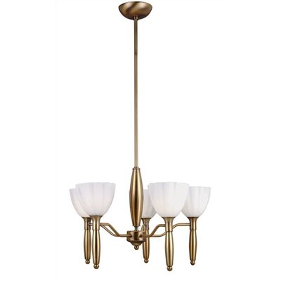 Pierre 5-Light Shaded Chandelier