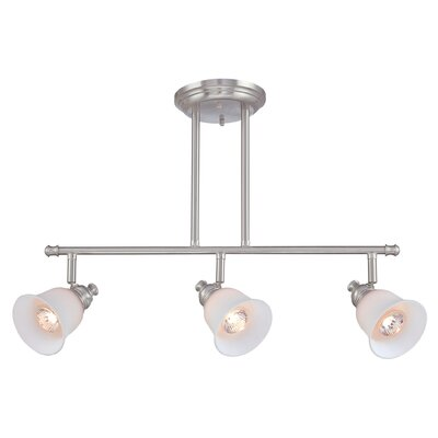 Daponte 3-Light Kitchen Island Pendant