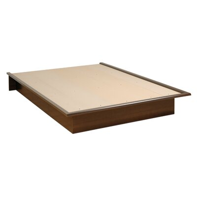 Roselawn Platform Bed Size: Full, Color: Espresso
