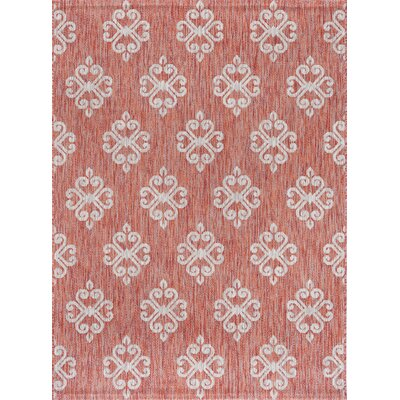 Bella Transitional Terra Indoor/Outdoor Area Rug Rug Size: 710 x 103