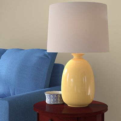 Cornelius 24 Table Lamp Base Color: Harvest Yellow