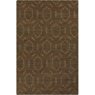 Conway Mocha Rug Rug Size: Rectangle 36 x 56