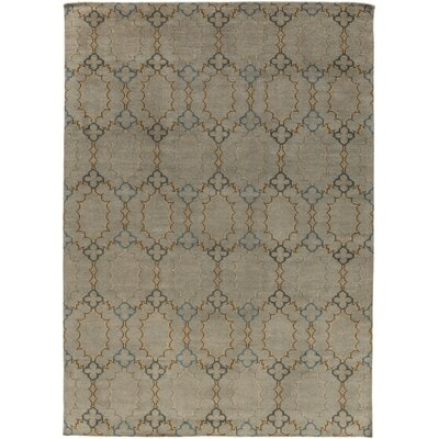 Conway Beige Rug Rug Size: Rectangle 2 x 3