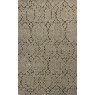 Conway Beige Rug Rug Size: Rectangle 56 x 86